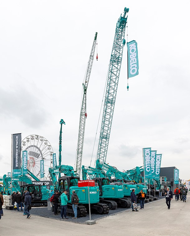 Kobelco Construction Machinery